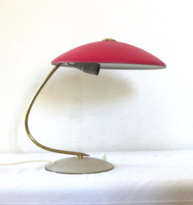 12-a-lampe-annees-50-rouge