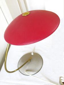 12-b-lampe-annees-50-rouge